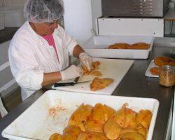 Deveinage foie gras BERT